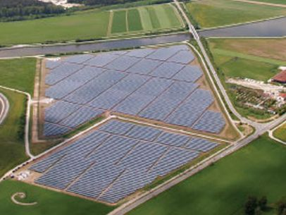 This is the SERPA PV PowerStation in Portugal @ 11 MegaWatts !